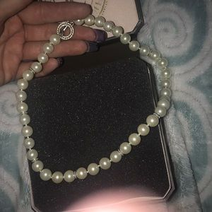 Vintage Ralph Lauren Necklace - pearl